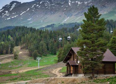Деревянный дом русская чаша